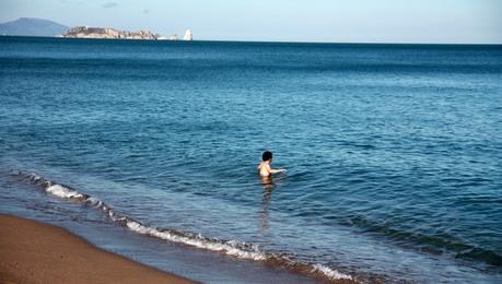 playa de pals novembre