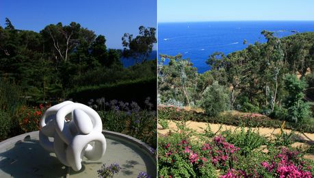 Jardins de costa brava les jardins du cap roig for Jardines cap roig