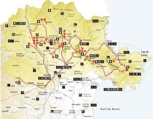 Carte des Vins DO Empordà