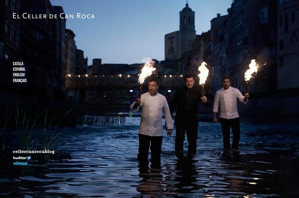 The Roca Brothers in Girona