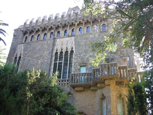 Guide Gaudi à Barcelone - Torre Bellesguard