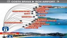bus Costa Brava