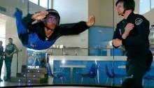 simulateur de chute libre Windoor Real Fly à Empuriabrava