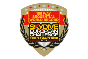 World Record Empuriabrava 2013