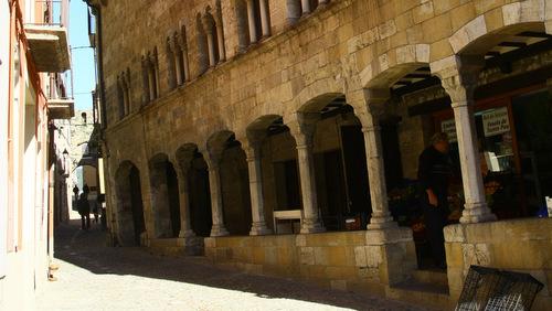 besalu - la vieille ville