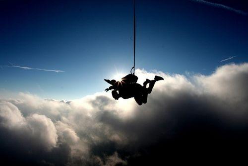 Empuriabrava parachutisme - TANDEM - by Matt Fog