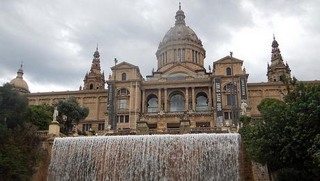 visiter Barcelone en 1 ou 2 jours - mnac