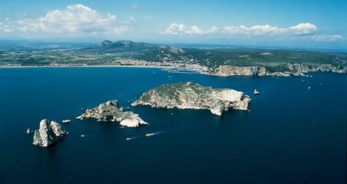 Protection écologique des îles MEDES