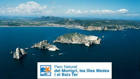 parc naturel du Montgri, des îles Medes et du Baix Ter