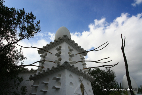 Maison-musée Dali à Cadaques Portlligat les fourches