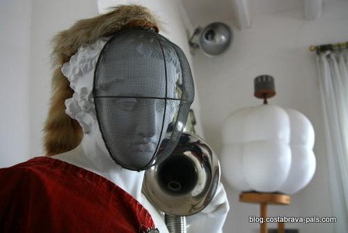 Maison-musée Dali à Cadaques Portlligat - l'atelier