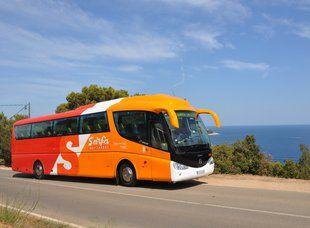 bus entre Figueres et Torroella de Montgri