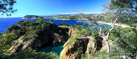 informations étonnantes sur la Costa Brava - vacances sur la costa brava