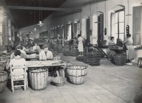 «Les femmes dans l'industrie du liège» au musée du liège de Palafrugell (2)