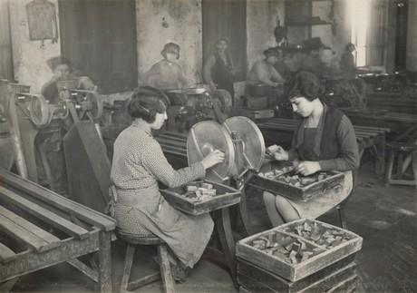 «Les femmes dans l'industrie du liège» au musée du liège de Palafrugell