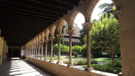 visiter barcelone gratuitement Santa Maria de Pedralbes