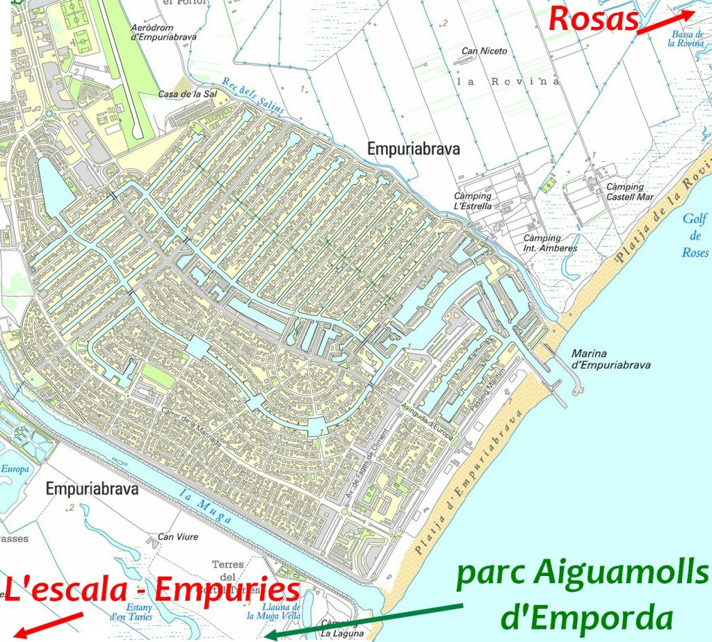 plan Empuriabrava