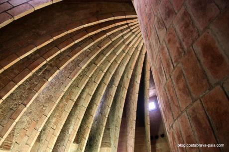 Casa Mila de Gaudi Barcelone