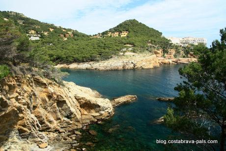 plages de Begur - Aiguafreda
