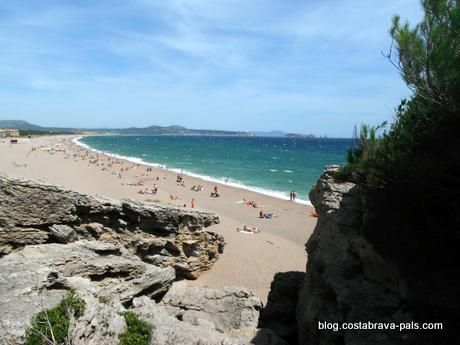 plages de Begur - Platja del Raco