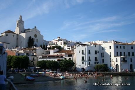 cadaques - villages cotiers de la costa brava