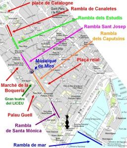 plan rambla barcelona