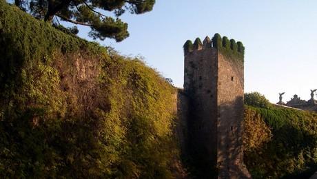 muraille de barcelone