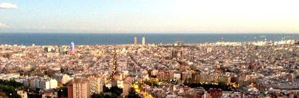 panorama barcelone guinardo