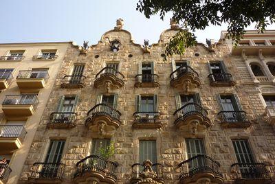 Guide Gaudi à Barcelone - Casa Calvet