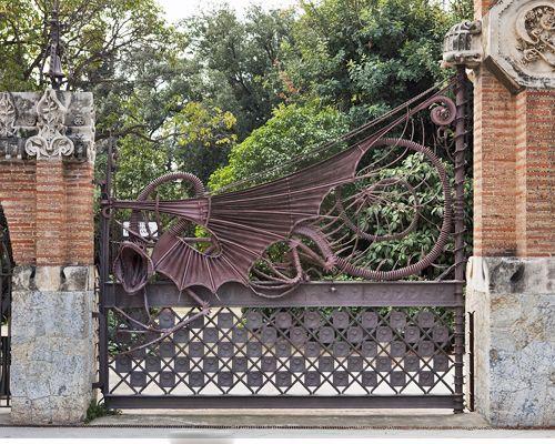Guide Gaudi à Barcelone - finca guell