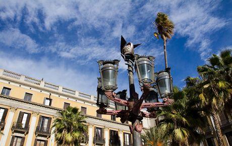 Placa reial Gaudi