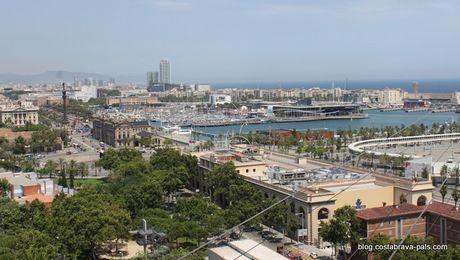 port de barcelone croisière