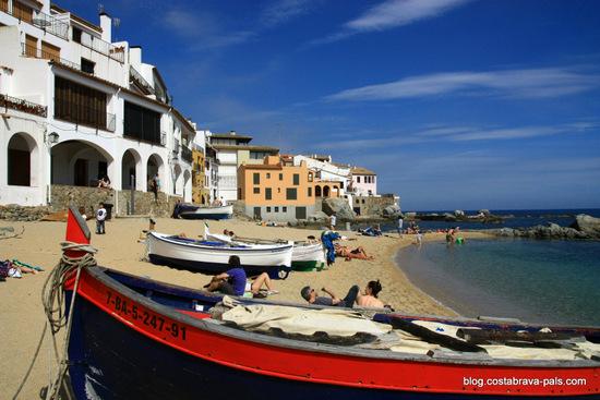 Redécouvrir la Costa Brava - Calella de Palafrugell