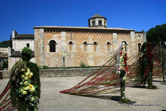 Que faire à Gérone Festival des fleurs de Gérone - Girona temps de flors (15)