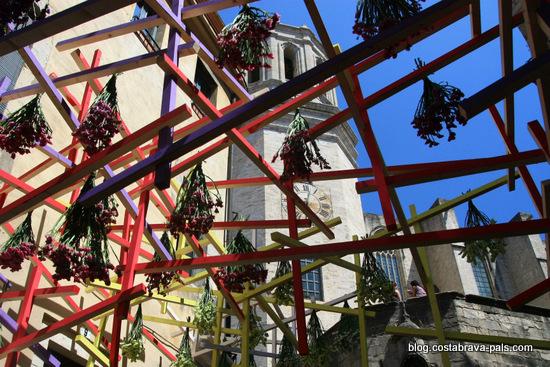 Festival des fleurs de Gérone - Girona temps de flors (9)