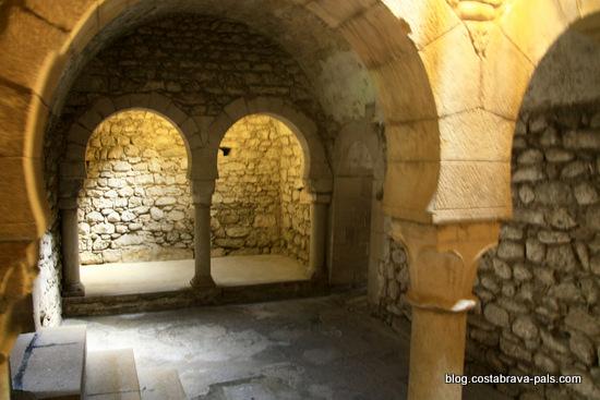 bains arabes de Gérone - Visiter Gérone