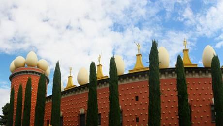 Musée Dali de Figueres - théâtre-musée Dalí