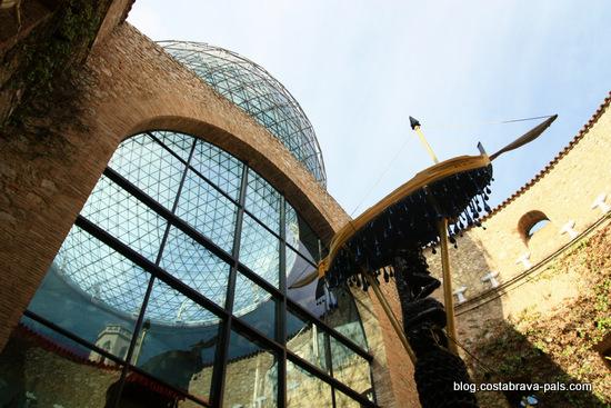 Théatre musée Dali Figueres - Dali en Espagne