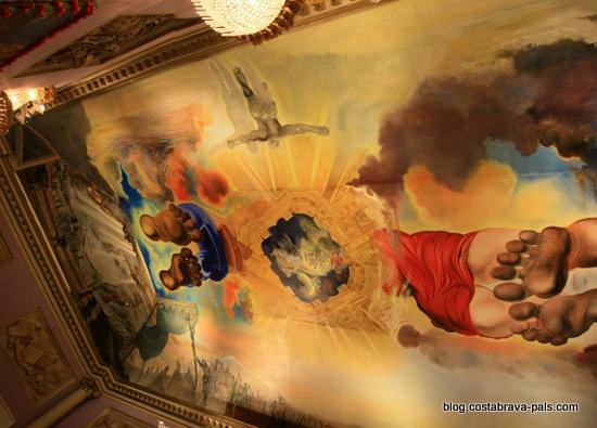 Dali en Espagne - Théatre musée Dali à Figueres