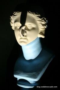 Musée Dali de Figueres Tête de Vénus Otorhinologique