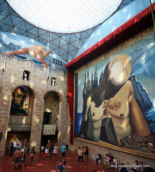 Musée dali de Figueres (3)