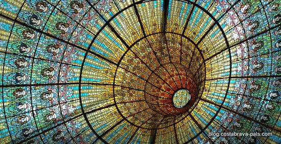 Palais de la musique catalane à Barcelone (12)