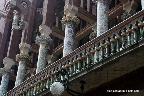 Palais de la musique catalane à Barcelone (5)