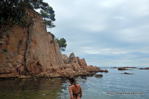 plus belles criques sur la Costa Brava - Aiguaxelida