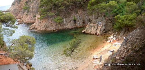 joyaux secrets sur la Costa Brava Aigua Xelida