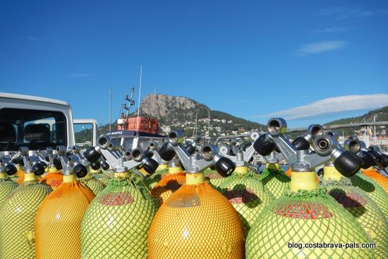 visiter les iles medes l'estartit costa brava (1)