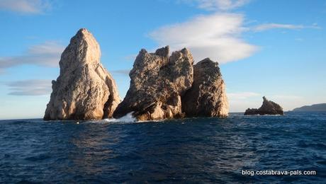 visiter les iles medes l'estartit costa brava (2)