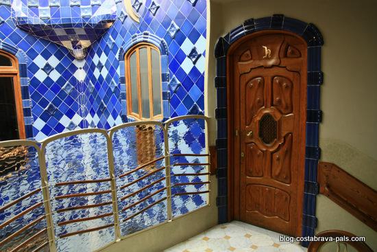 Casa Batlló Barcelone - étage