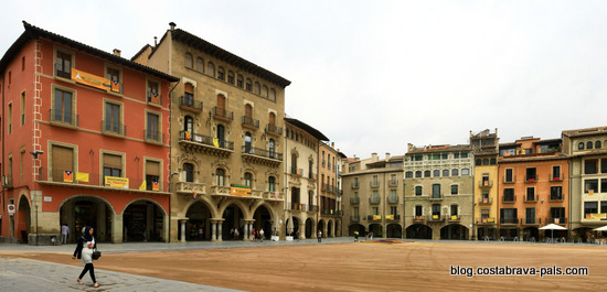 Vic Espagne - Catalogne
