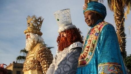 défilé des rois mages